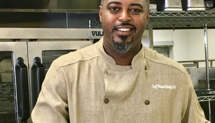 Chef Max Hardy Is Hour Detroit Magazine's Restauranteur of the Year